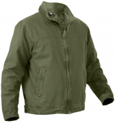 Rothco 3 Season Concealed Carry Jacket Olive Drab 53385