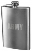 Rothco Engraved Stainless Steel Flasks Army 634