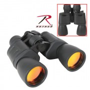 Rothco 8-24 x 50MM Zoom Binocular Black 10291