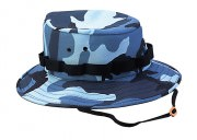 Панама Rothco Jungle Hat - Sky Blue Camo - 5558