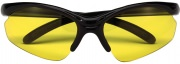 Rothco Dual Polycarbonate Lens Sports Glasses Yellow - 10882