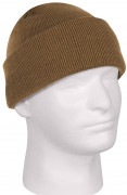 Rothco Deluxe Fine Knit Watch Cap Coyote Brown 5786