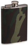 Rothco Woodland Camo Stainless Steel Camo Flask 651