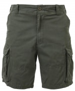Rothco Vintage Paratrooper Cargo Shorts Olive Drab - 2160
