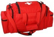 Сумка спасателя Rothco EMT Emergency Medical Kit Field Bag - Red - 2659