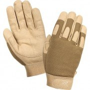 Перчатки Rothco Lightweight All-Purpose Duty Gloves - Coyote - 3421