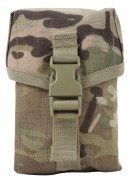 Rothco MOLLE 100 Round Utility Pouch MultiCam™ 40126