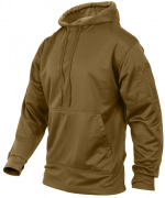 Rothco Concealed Carry Hoodie Coyote Brown 2081