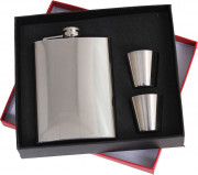 Rothco Stainless Steel Flask Gift Set 16450