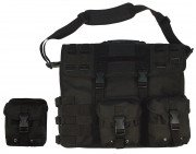 Rothco MOLLE Tactical Laptop Briefcase Black 3131