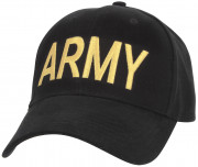 Rothco Army Supreme Low Profile Cap Black 9285