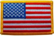 Rothco U.S. Flag Patch - Full Color / Forward - 1777