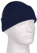 Rothco Deluxe Fine Knit Watch Cap Navy Blue 5789