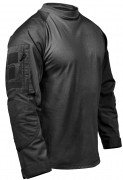 Rothco Tactical Airsoft Combat Shirt Black 45010