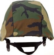 Чехол для шлема Ultra Force™ PASGT Helmet Cover - Woodland Camo - 9355