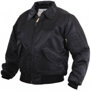 Rothco CWU-45P Flight Jacket Black 7522
