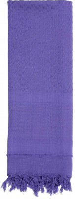 Арафатка Rothco Solid Color Shemagh Tactical Desert Scarf Purple 8637, фото