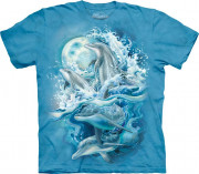 The Mountain T-Shirt Bergsma Dolphins 104996