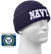 "Rothco Deluxe ""NAVY"" Embroidered Watch Cap 55440"