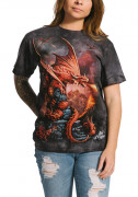 The Mountain T-Shirt Fire Dragon 105923