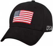 Rothco USA Flag Low Pro Cap 4619