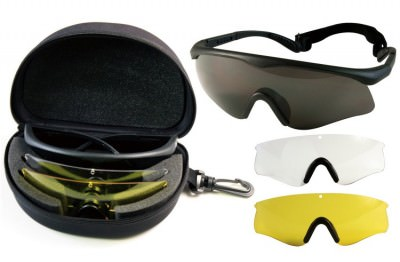 Rothco Firetec Interchangeable Sport Glass Lens System, фото