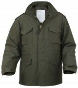 Rothco M-65 Field Jacket Olive Drab 8238
