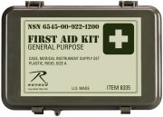 Аптечка Waterproof General Purpose Military First Aid Kit - Olive Drab