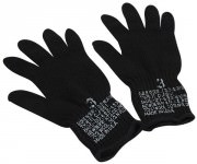 Перчатки Newberry Knitting® Cold Weather Glove Insert Type II Class I - Black - 8418