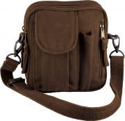 Сумка Rothco Canvas Excursion Organizer - Earth Brown - 2627