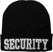 "Rothco Deluxe ""Security"" Embroidered Watch Cap 5342"
