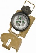 Rothco Military Marching Compass Tan 405