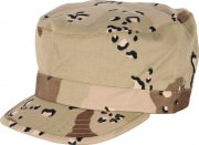 Кепка Ultra Force™ Adjustable Military Cap - Desert Camouflage