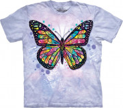 The Mountain T-Shirt Butterfly 104958