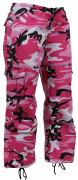 Rothco Womens Paratrooper Pant Pink Camo 3781