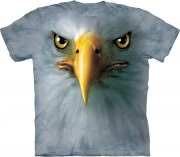 Футболка The Mountain -Eagle Face 2XL