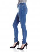 Levis Women's 535 Super Skinny Jean Lost Shore - 119970255