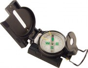 Rothco Military Marching Compass Black 407