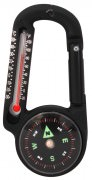 Rothco Carabiner Compass and Thermometer 6500