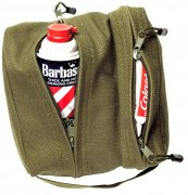 Rothco Canvas Dual Compartment Travel Kit Olive Drab 9126