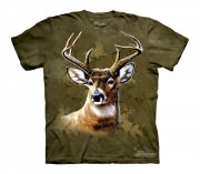 Футболка The Mountain -Camo Deer - Детская