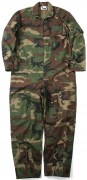 Rothco Flight Suits Woodland Camo - 7003