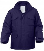 Rothco M-65 Field Jacket Navy Blue - 8527