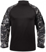Rothco Military FR NYCO Combat Shirt Subdued Urban Digital Camo 90115