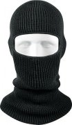 Маска Wisconsin Knitwear® Acrylic One-Hole Face Mask - Black - 5505