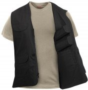 Rothco Lightweight Professional Concealed Carry Vest Black