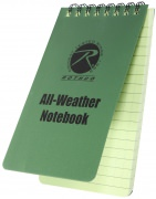 "Rothco All Weather Waterproof Notebook 3"" x 5"" 470"