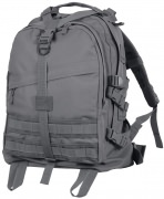 Rothco Large Transport Pack Gun Metal Grey - 7233