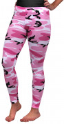 Rothco Women Leggings Pink Camo 3188