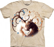 The Mountain T-Shirt Circle of Life 104964